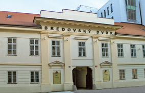 Bredovský Dvůr Centre